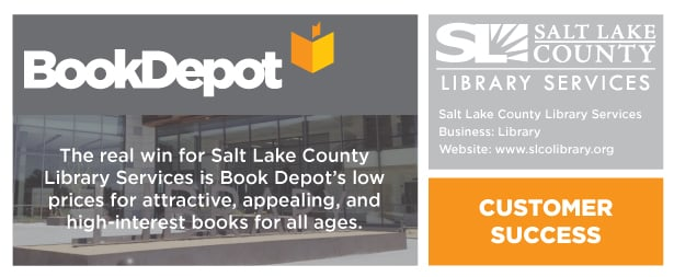 Customer Success Story Salt Lake County Library Services