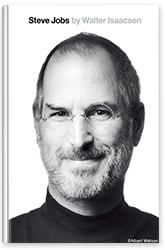 Steve Jobs Book Cover