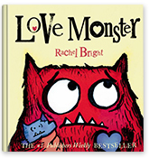 Love Monster Book Cover