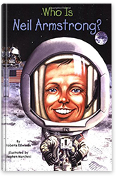 Who Is Neil Armstrong? Book Cover