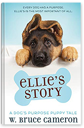 Ellie's Story Book Cover