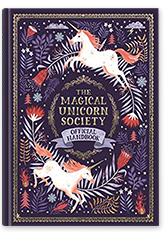The Magical Unicorn Society Official Handbook Book Cover