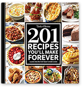 201 Recipes You'll Make Forever Book Cover
