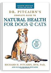 Dr. Pitcairn's Complete Guide to Natural Health for Dogs & Cats Book Cover