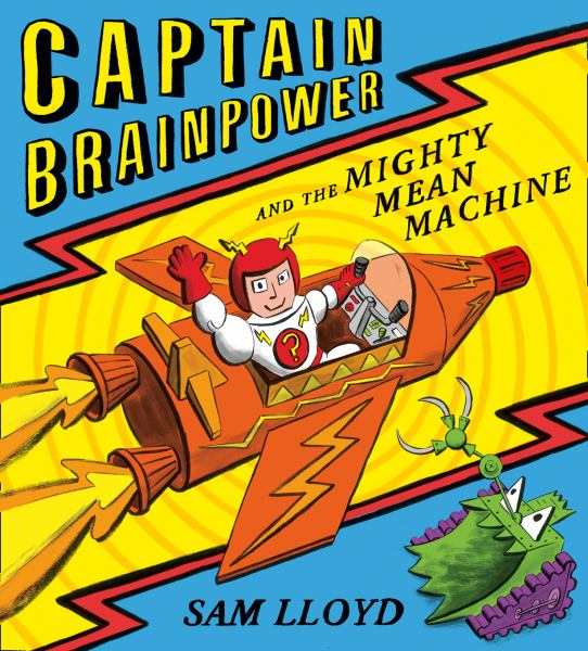 Captain Brainpower and the Mighty Mean Machine