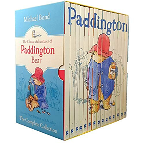 The Classic Adventures of Paddington Bear (The Complete 15 Book Collection)