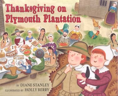 Thanksgiving On Plymouth Plantation (Time-Traveling Twins, Bk.3)