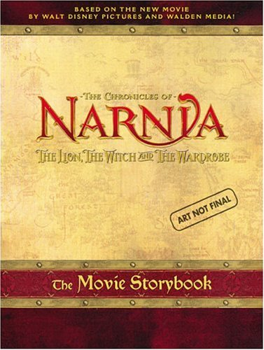 The Lion, The Witch And The Wardrobe: The Movie Storybook (Narnia)