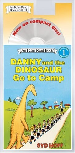 Danny And The Dinosaur Go To Camp (I Can Read, Level 1, PreS-Grade1)