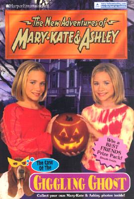The Case Of The Giggling Ghost (New Adventures Of Mary-Kate & Ashley)