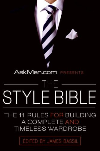 AskMen.com Presents The Style Bible (Softcover)