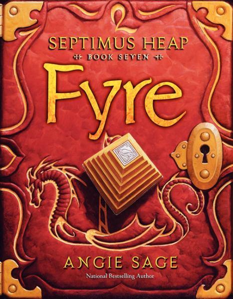 Fyre (Septimus Heap: Book Seven)
