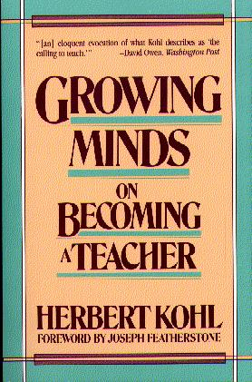 Growing Minds on Becoming a Teacher
