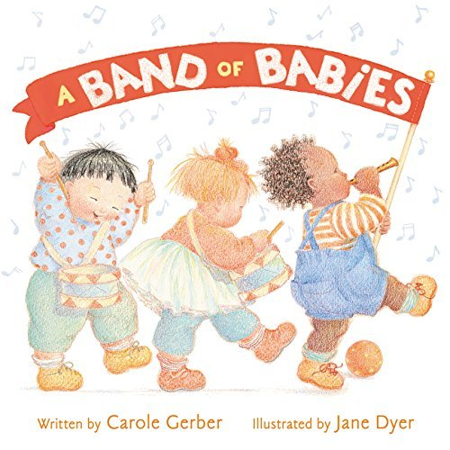 A Band of Babies (Hardcover)