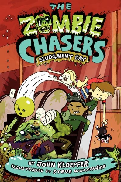 Sludgment Day (Zombie Chasers Bk. 3)