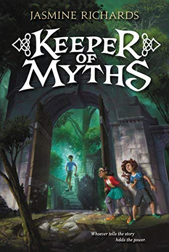 Keeper of Myths (Secrets of Valhalla, Bk. 2)
