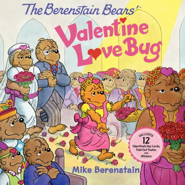 Valentine Love Bug (Berenstain Bears)