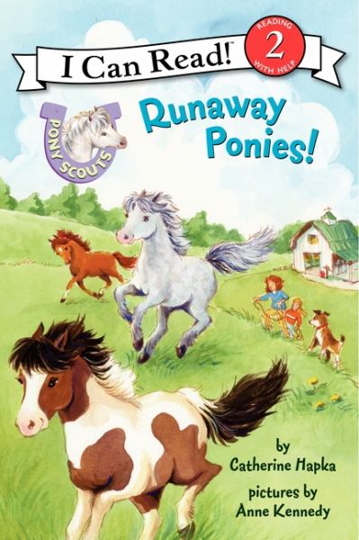 Runaway Ponies! (Pony Scouts, I Can Read! Level 2)