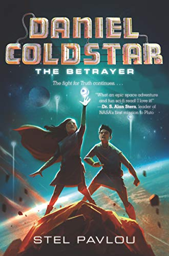 The Betrayer (Daniel Coldstar, Bk.2)