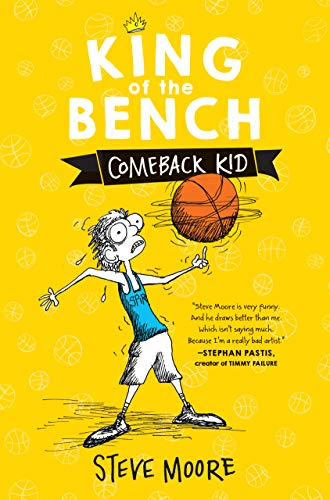 Comeback Kid (King of the Bench, Bk. 4)