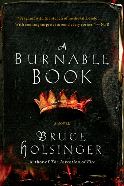 A Burnable Book (Paperback)