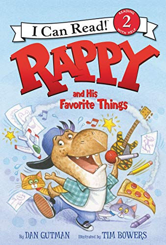 Rappy and His Favorite Things (I Can Read Level 2)