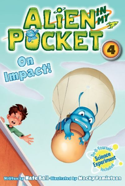 On Impact! (Alien in My Pocket, Bk.4)