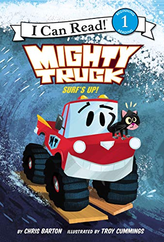 Surf's Up (Mighty Truck, I Can Read Level 1)