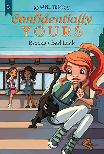 Brooke's Bad Luck (Confidentially Yours, Bk. 5)