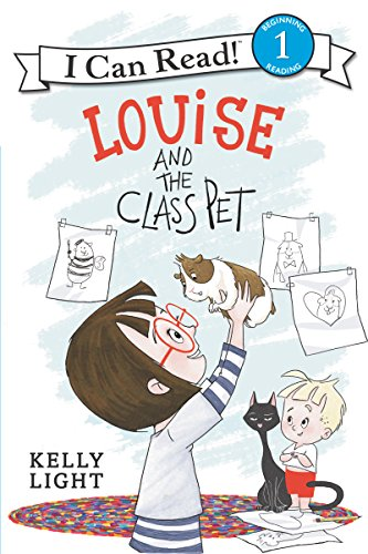 Louise and the Class Pet (I Can Read! Level 1)
