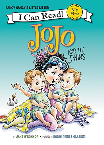 JoJo and the Twins (Fancy Nancy's Little Sister, My First I Can Read!)