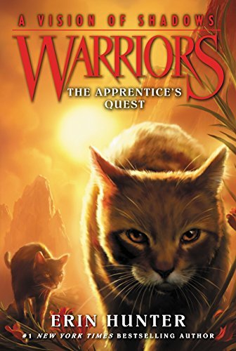 The Apprentice's Quest (Warriors: A Vision of Shadows, Bk. 1)