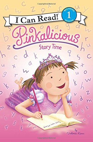 Story Time (Pinkalicious, I Can Read! Level 1)