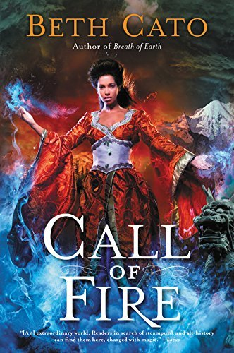 Call of Fire (Blood of Earth, Bk. 2)