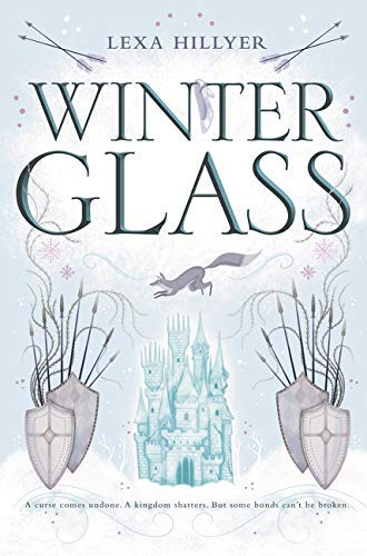 Winter Glass (Spindle Fire, Bk.2)
