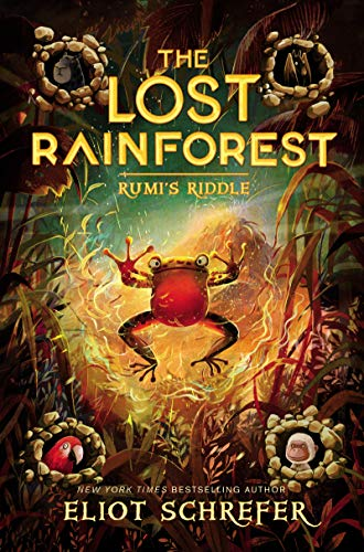 Rumi's Riddle (The Lost Rainforest, Bk. 3)