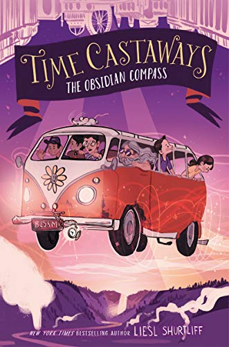 Time Castaways (The Obsidian Compass, Bk. 2)