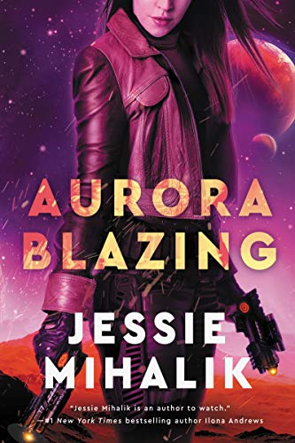 Aurora Blazing (The Consortium Rebellion, Bk. 2)