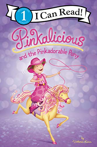 Pinkalicious and the Pinkadorable Pony (I Can Read! Level 1)