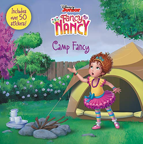 Camp Fancy (Disney Junior Fancy Nancy)