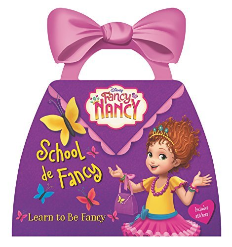 School de Fancy (Fancy Nancy)