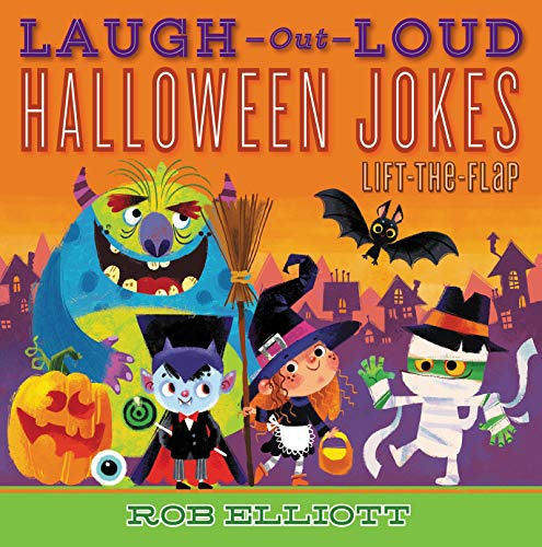 Laugh-Out-Loud Halloween Jokes: Lift-the-Flap