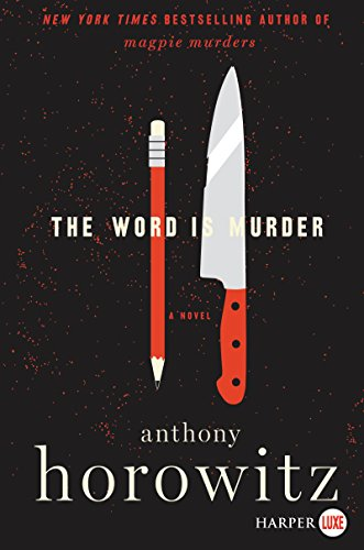 The Word Is Murder (Large Print)