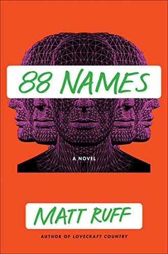 88 Names (Hardcover)