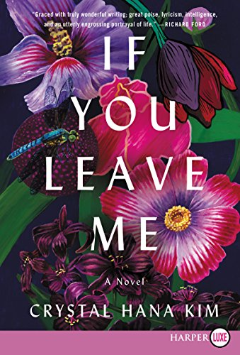 If You Leave Me (Large Print)