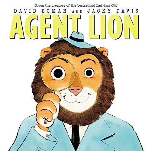 Agent Lion (Hardcover)