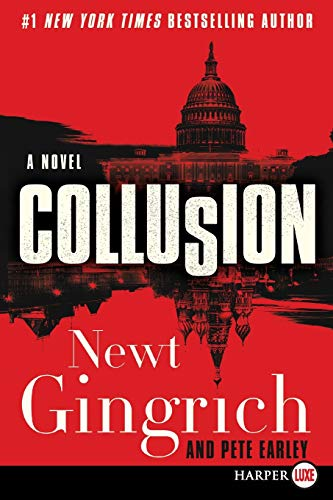 Collusion (Mayberry and Garrett, Large Print)