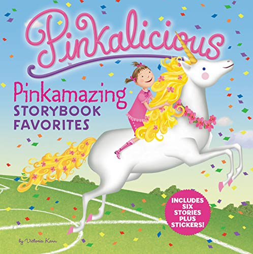 Pinkalicious: Pinkamazing Storybook Favorites -