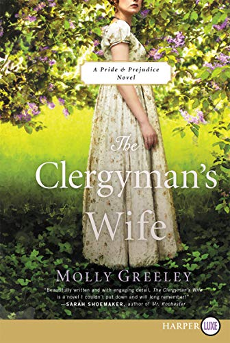 The Clergyman's Wife (A Pride & Prejudice Novel)