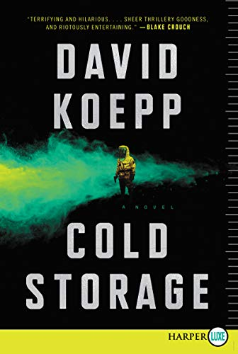 Cold Storage (Large Print)